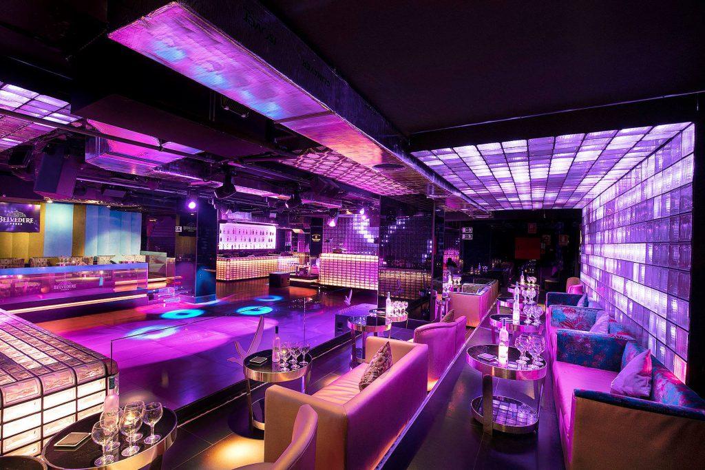 Discoteca Bling Bling Madrid