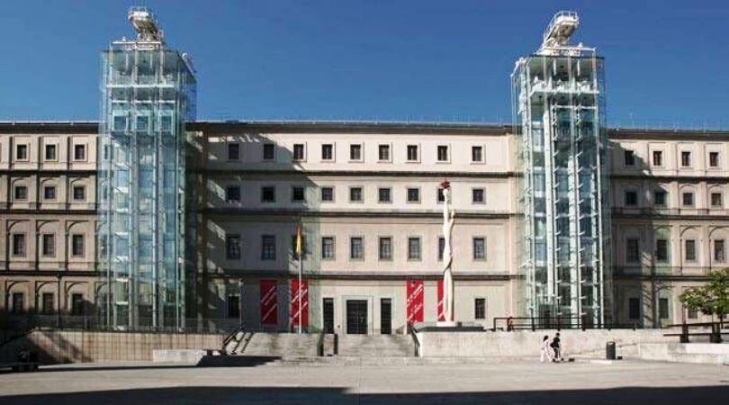 Museos de Madrid: Museo Nacional Centro de Arte Reina Sofía
