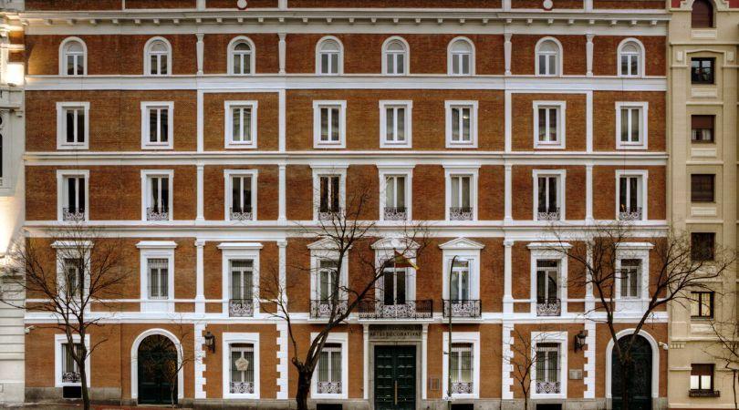 Museo Nacional de Artes Decorativas en Madrid